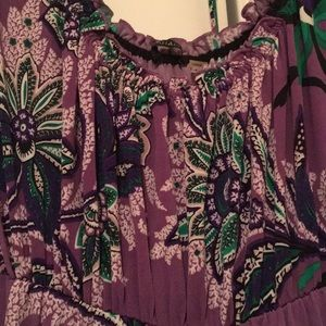 Tahari Dresses - Tahari Floral Paisley Printed Dress